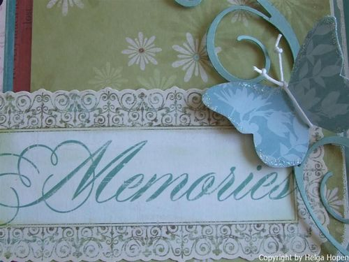 Buch Memories 007 (Custom)