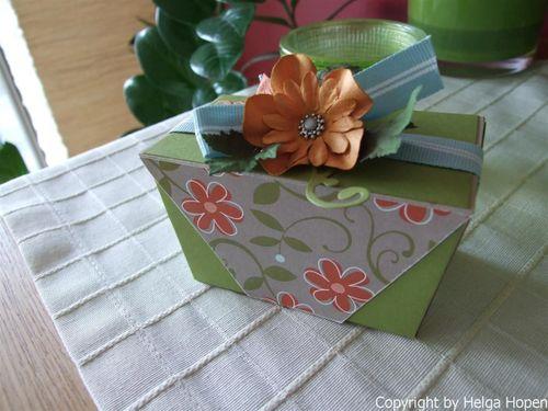 Papertrey Box Borgers Karten 010 (Custom)