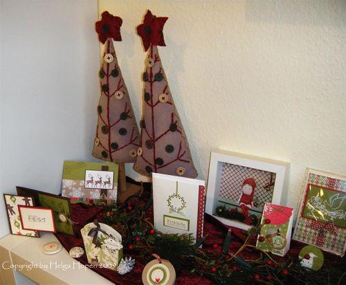 Weihnachtsdekot 2009 Workshopraum (Custom)