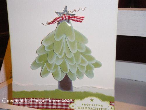Herz Weihnachtsbaum8