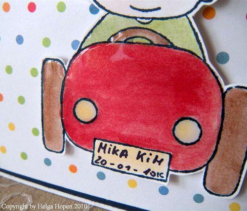 Mika Kim. Karte3