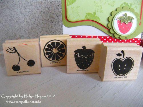 Erdbeer Rezepte Box 038