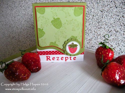 Erdbeer Rezepte Box 019