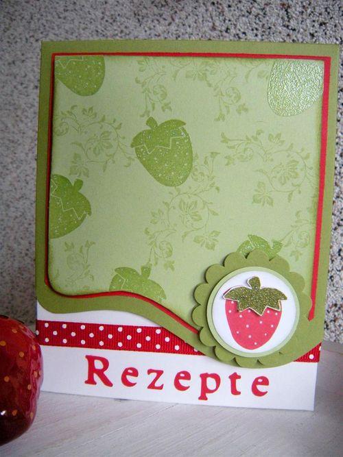 Erdbeer Rezepte Box 020