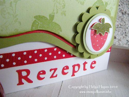 Erdbeer Rezepte Box 021