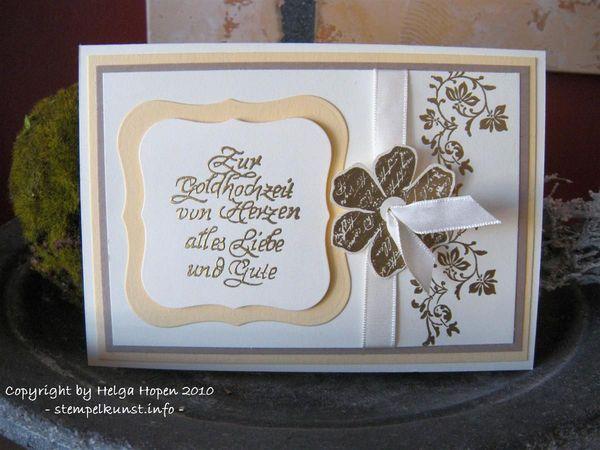 Tüv Goldene Hochzeit
