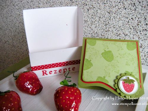 Erdbeer Rezepte Box 024