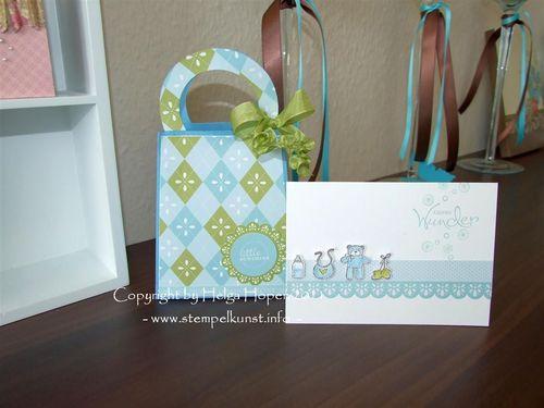 Karte-Tasche (Custom)