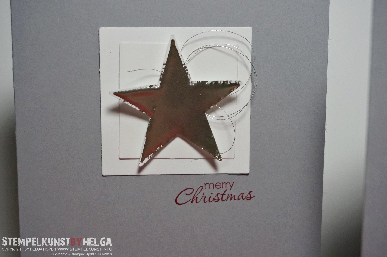 Fesselnde Edle Weihnachtskarten Basteln Referenz Von 2_star_2013-11-18