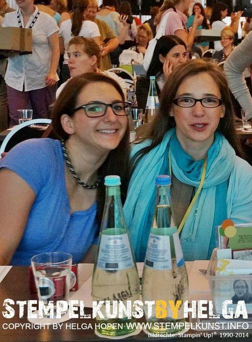 #Cary#Helga#Demotreffen#stampinup#frankfurt#2014-07-07 (Groß)