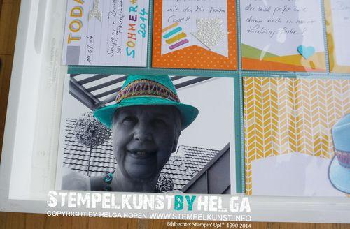 2#projectlife#hut#summer#hat#2014-07-20