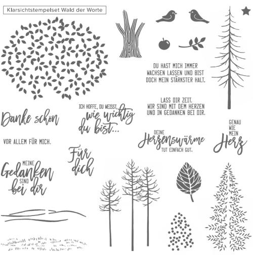 Wald der Worte_Clearstamps