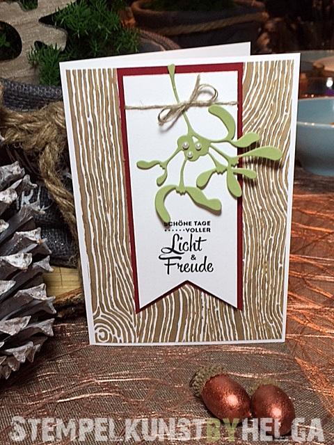 2#mistletoe#christmas#weihnachten#2015-11-30