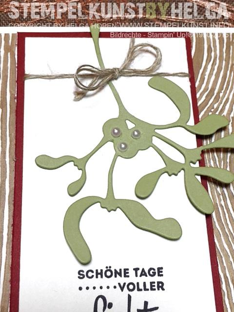 3#mistletoe#christmas#weihnachten#2015-11-30
