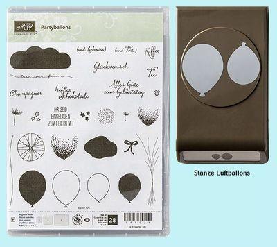 Produktpaket Partyballons#2