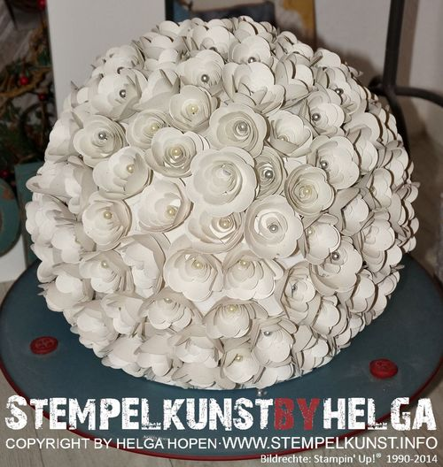 3#rosebowl#rosenkugel#deko#decoration#2014-11-14