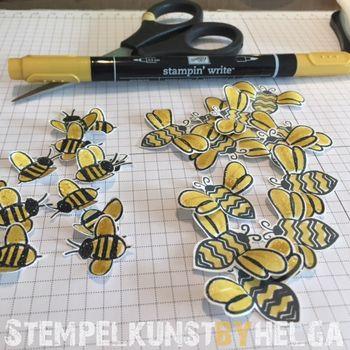 3#bees#bienen#flower#blume#goodie#2016-05-20