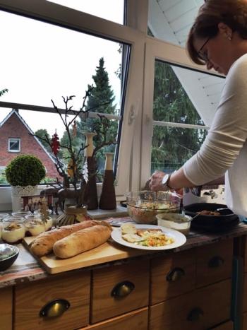 3#buffet#teamtreffen#kristin#2016-09-04