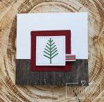 6#malerischeWeihnachten#Holzdekor#Geschenkband#2017-10-22