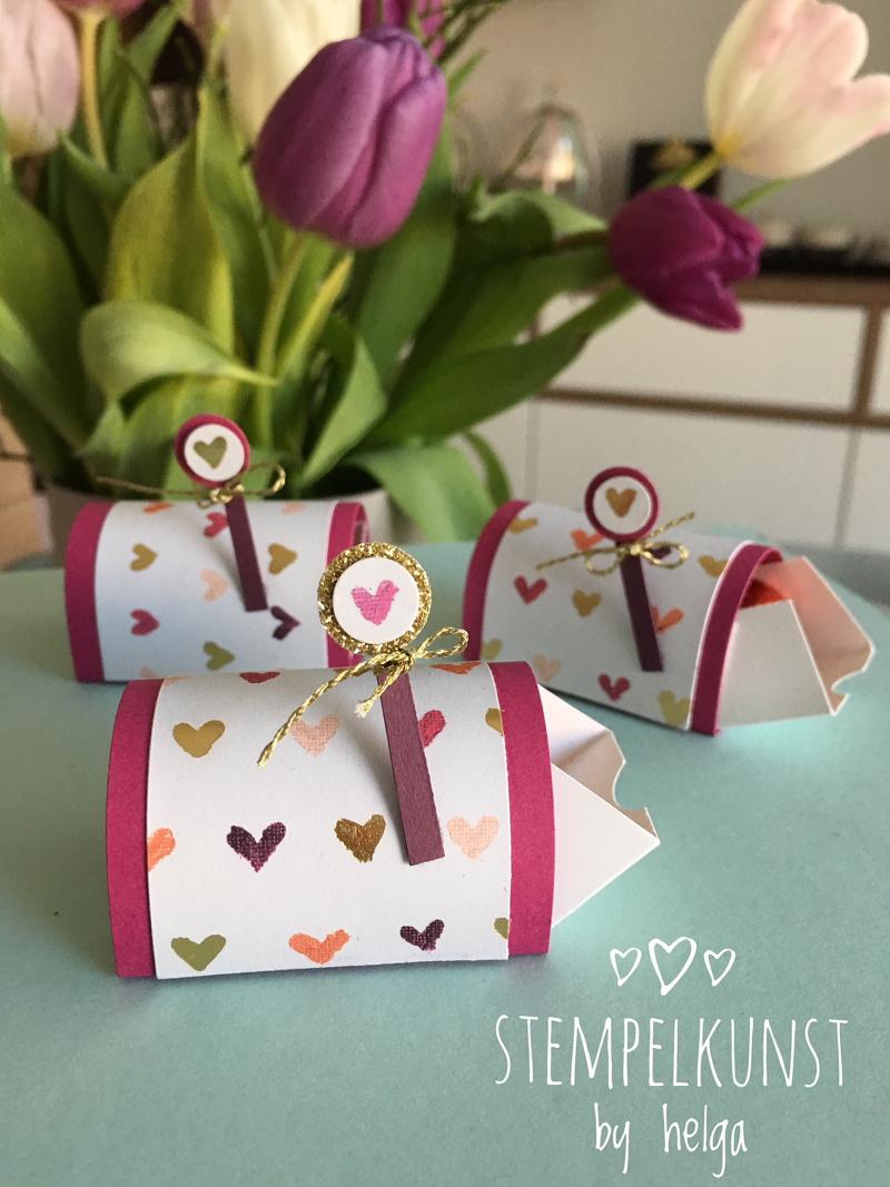 2#valentinstag#geschenk#liebe#herzen#mailbox#2018-02-14