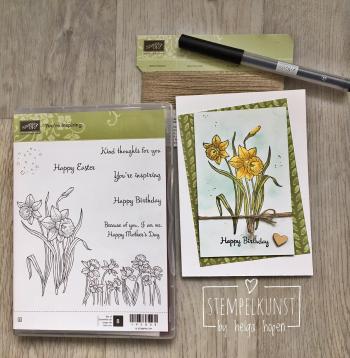 3#stempelset#youre_inspiring#narzissen#flowers#blumen#narcissus#karte#geburtstag#card#birthday#2018-03-06