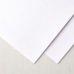 149619G_White Velveteen Sheets_Samtpapier_weiss