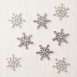 149620G_Snowflake Trinkets_Metall-Accessoires_Schneeflocke