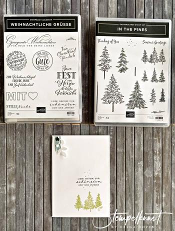 5#weihnachtliche gruesse_in the pines