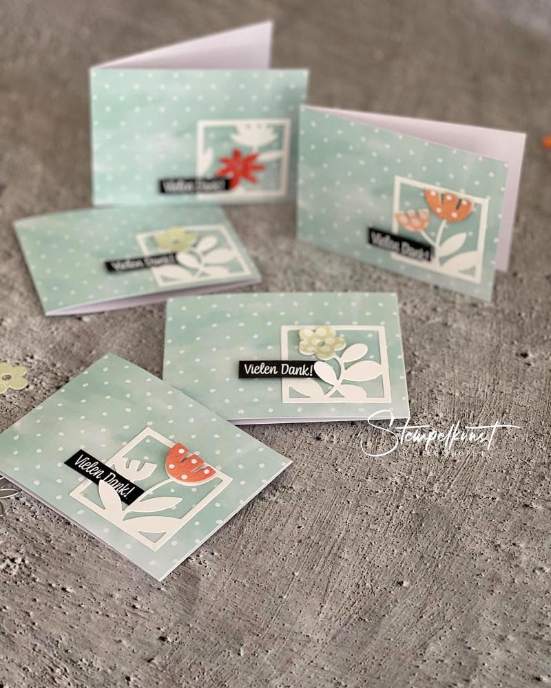 1#florale Rechtecke_karte