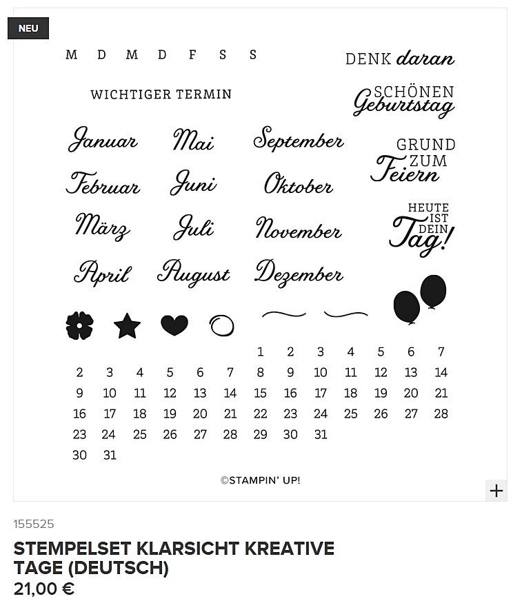 5_Stempelset_Kreative Tage